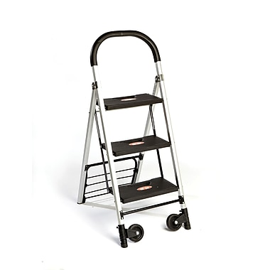 Bios Step Stool Pull Cart