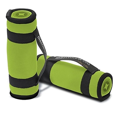Bios Soft Dumbbells, 1.65lbs, Lime (LG691)
