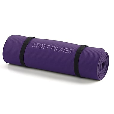 Bios – Tapis Pilates Express, violet foncé