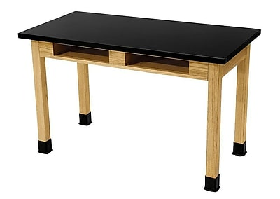 National Public Seating SLT2460-36 Science Lab Table with Chemical Resistant Top