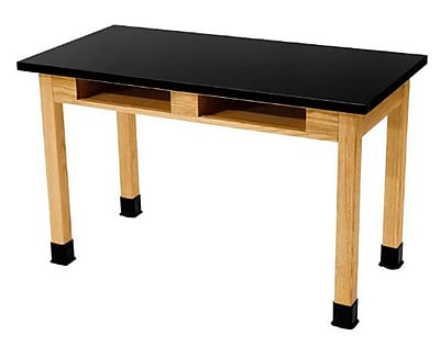 National Public Seating SLT2460-BC Science Lab Table with Chemical Resistant Top
