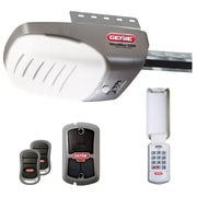 Genie Garage Door Opener with 3/4+ HPc 37281V DC Chain