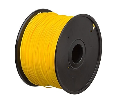 ROBO 3D™ 1Kg 1.75mm PLA Filament, Thunderglow Yellow