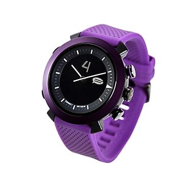 Cogito – Montre intelligente Classic CW2.0-004-01, violet foncé