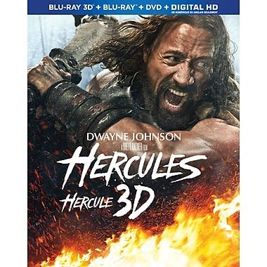 Hercules (3D Blu-Ray/Blu-Ray/DVD)