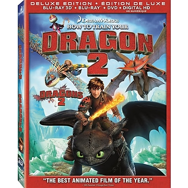 Dragons 2 (Blu-Ray/DVD)