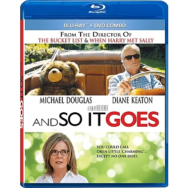 And So It Goes (Blu-Ray/DVD)