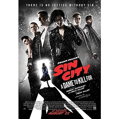 Sin City: A Dame to Kill For (DVD)