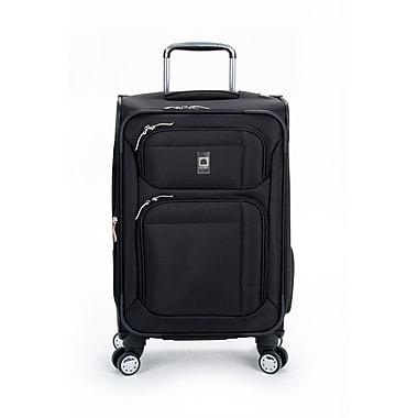 Delsey® – Valise cabine sur roues Helium Breeze 4.0, 19 po, noir