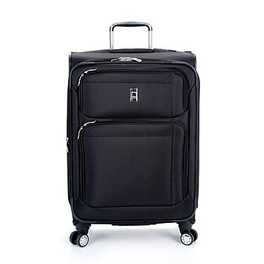 Delsey® – Valise sur roues porte-habit extensible Helium Breeze 4.0, 25 po, noir