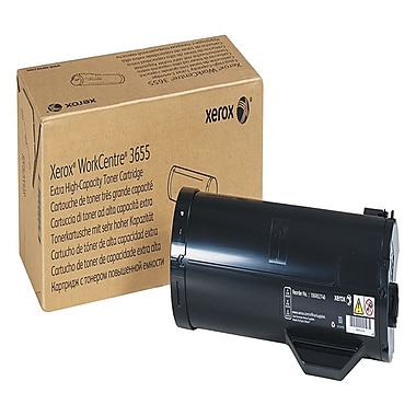 Xerox 106R02740 Black Extra High Capacity Toner Cartridge