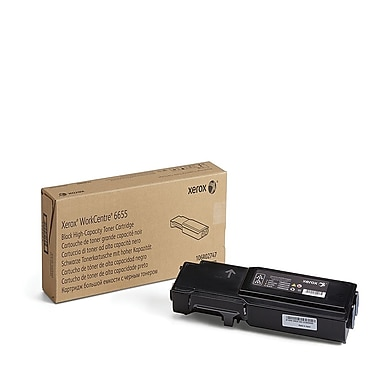 Xerox 106R02747 Black High Capacity Toner Cartridge