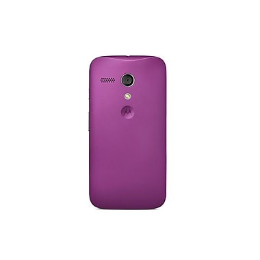 Motorola Case Shell for Moto G, Raspberry