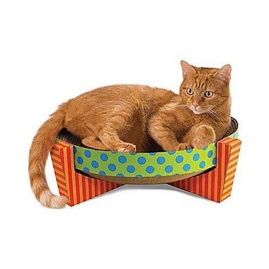 PetStages 4'' Snuggle Sisal Cat Perch