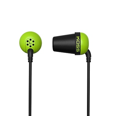 Koss The Plug G Earbud, Green