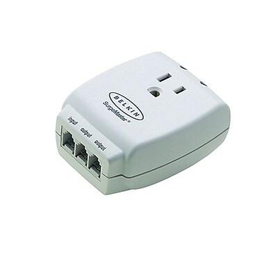 Belkin® Home Series MasterCube Wall Mount 1-Outlet 1045J Surge Suppressor