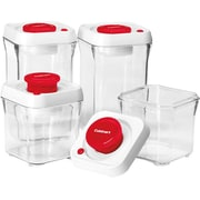 Conair® Cuisinart® 8 Piece Food Storage Containers, Red