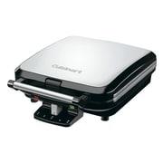Conair® Cuisinart® 4 Slice Belgian Waffle Maker, Stainless Steel/Black