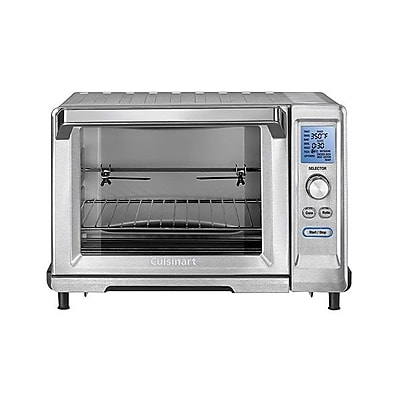 Cuisinart Rotisserie Convection Toaster Oven, Stainless Steel IM1VV3375