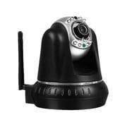 Aluratek – Caméra IP de surveillance AIPC100F avec vision nocturne et audio bidirectionnel