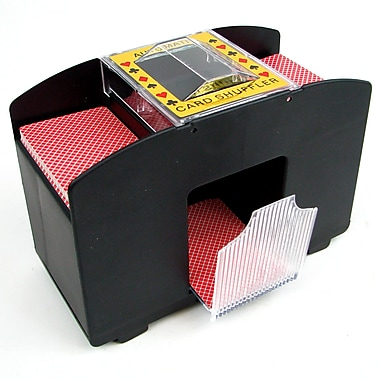 Trademark Poker™ 4-Deck Automatic Card Shuffler