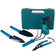 Stalwart™ Garden Tool Set With Carrying Case, 6 Piece