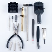 Stalwart™ Professional Watch Jewellery Repair Tool Kit, 16 Piece