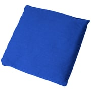 "Trademark Games™ 5"" x 5"" Championship Cornhole Bean Bag, Blue"