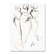 "Trademark Jennifer Lilya ""Muses"" Gallery-Wrapped Canvas Arts"