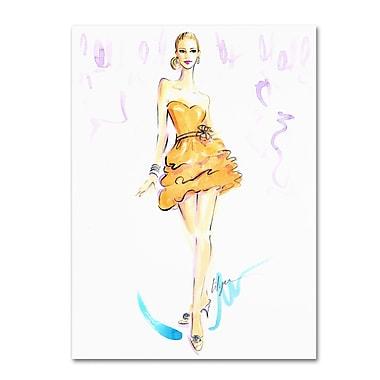 Trademark Jennifer Lilya