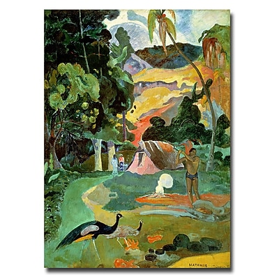 Trademark Paul Gauguin