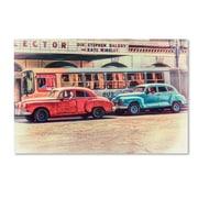"Trademark Erik Brede ""Havana Nostalgia"" Gallery-Wrapped Canvas Art, 22"" x 32"""