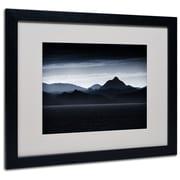 "Trademark Philippe Sainte-Laudy ""Beautiful Goodbye"" Art, White Matte With Black Frame, 16"" x 20"""