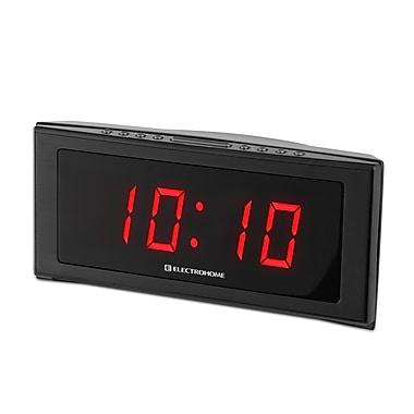 Electrohome Eaac302 Led Alarm Clock Radio