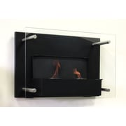 Paramount Gel Fuel Wall Mount Fireplace