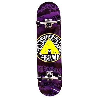 Airwalk – Planche à roulettes Unraveled, Teeth Purple