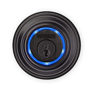 Kevo 9GED15000-003 Bluetooth Enabled Smart Lock, Venetian Bronze