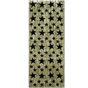 Rideaux 1 épaisseur Gleam 'N Curtains, 8 x 3 pi