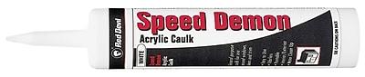 RED DEVIL Latex Caulk Speed Demon