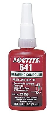 LOCTITE Retaining Compound Controlled Strength