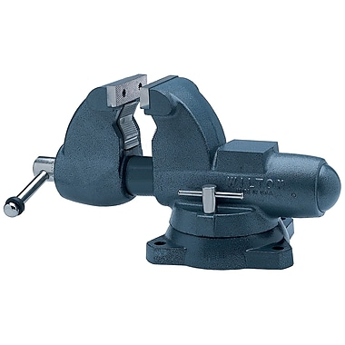 WILTON Combination Pipe & Bench Vises