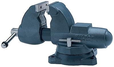 WILTON Combination Pipe & Bench Vises