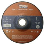 WEILER Resin Bonded Abrasive