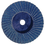 WEILER Coated Flap Disc Abrasives, 40