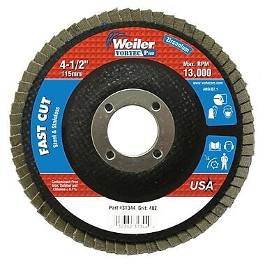 WEILER Abrasive Flap Discs