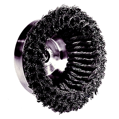 WEILER Knot Wire Cup Brushes