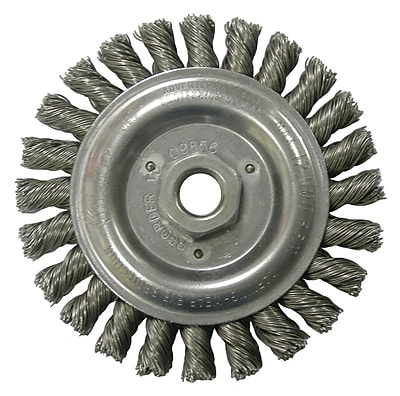 WEILER Stringer Bead Wire Wheel