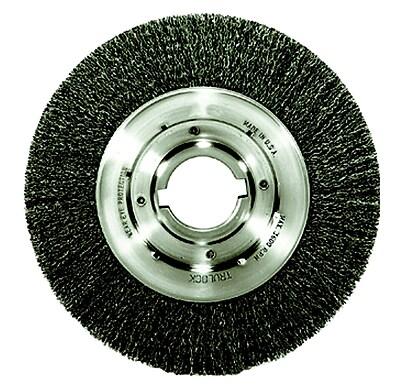 WEILER Trulock Medium-Face Crimped Wire Wheels