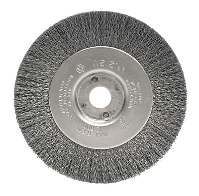 WEILER Narrow-Face Crimped Wire Wheels