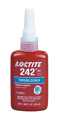 LOCTITE Threadlocker Medium Strength